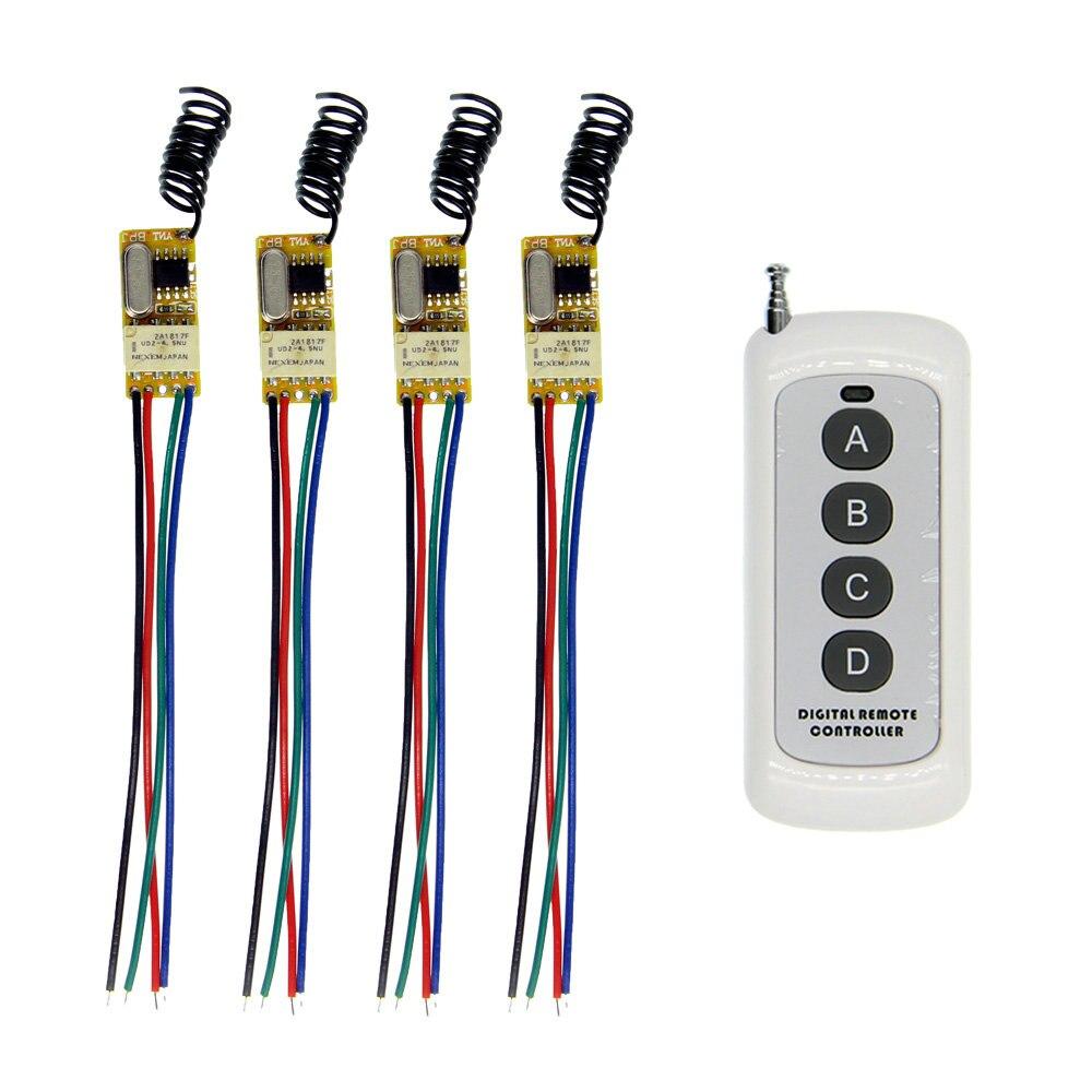 500m DC 3.6V 3.7V 4.2V 4.5V 5V 6V 7.4V 9V 12V Mini Relay Switch Contact NO COM NC Remote Wireless Switch500m DC 3.6V 3.7V 4.2V 4.5V 5V 6V 7.4V 9V 12V Mini Relay Switch Contact NO COM NC Remote Wireless Switch