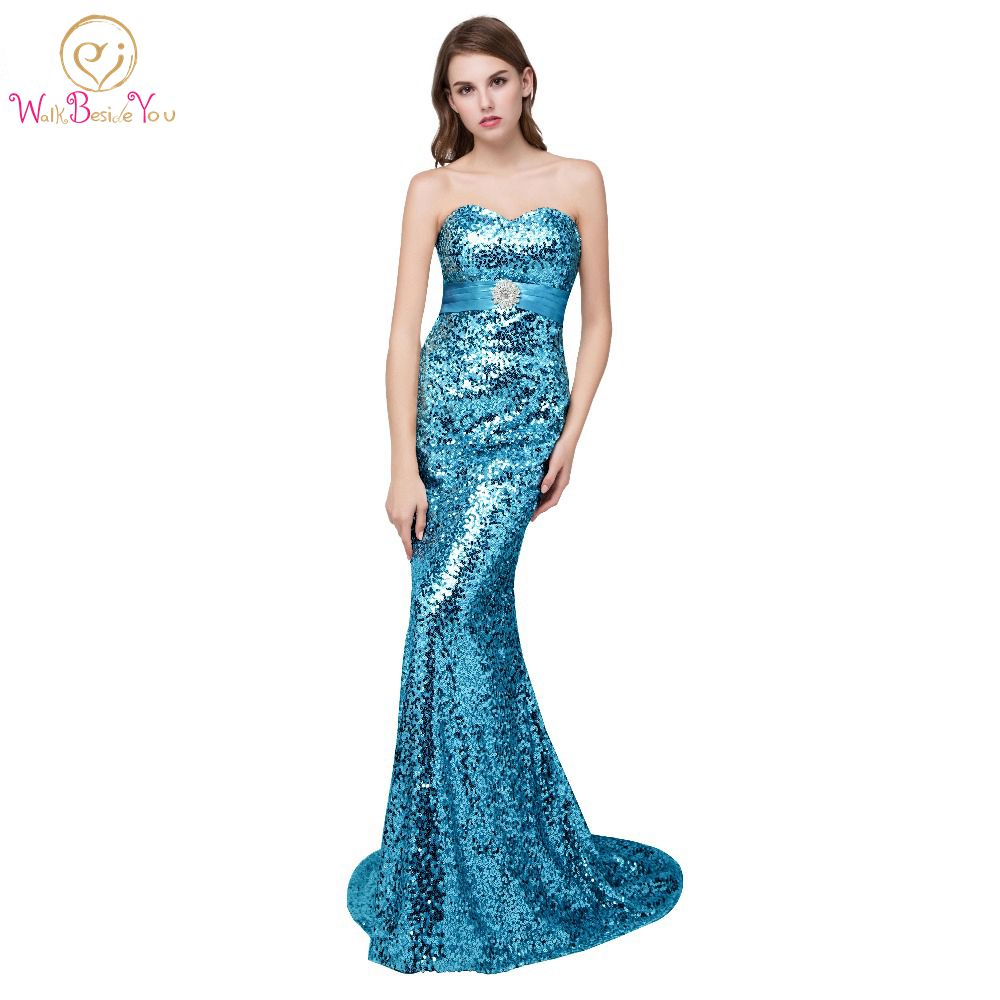 100 real photos turquoise blue bridesmaid dresses silver for Turquoise wedding guest dress