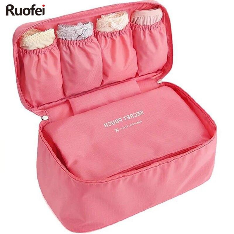 2017Fashion High Quality Oxford Cloth Travel MeshCosmetic Bag Bag Luggage Organizer Packing Cube Organizer Travel Bags  Handbag