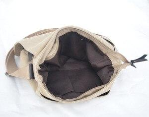 Image 4 - FAIRY SERAPHIM My Neighbor Totoro Messenger Canvas Bag Printing Shoulder Bag Teenagers Anime Cartoon Totoro Messenger Bag