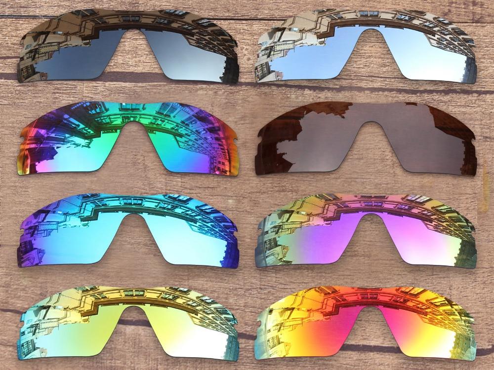 3e49d03d82e4f PapaViva POLARIZADA Lente de Substituição para o Autêntico Passo Radar Dos  Óculos De Sol 100%
