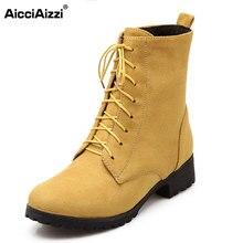 size 33-47 women round toe cross strap flat mid calf boots sexy half short martin warm winter boot footwear heels shoes P21828