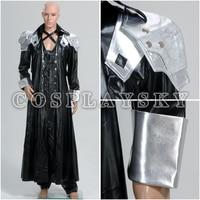 Sephiroth FF7 Final Fantasy VII Cosplay Costume