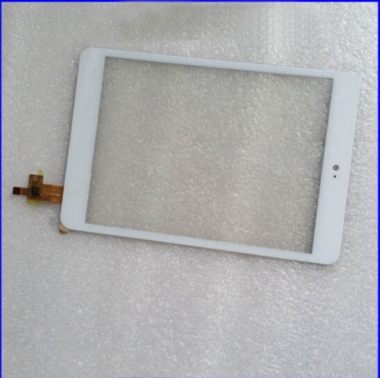 Free Shipping 7.85 inch 078005-02a-v1 Touch Panel Digitizer Sensor Replacement White white new 7 85 inch tablet 078005 02a v1 touch screen touch panel digitizer glass sensor replacement free shipping
