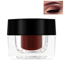 Addict Gel Eyeliner &Eyebrow Cream Waterproof Eyes Cosmetics Black Brown Eyebrow Enhancer Natural Makeup