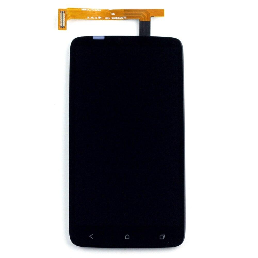 """STARDE remplacement LCD pour HTC One X LCD écran tactile numériseur sens assemblée 4.7"""""""
