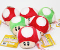 Hang Decorations Super Mario Bros Brothers  SuperMario Plush Toys With Keychain Pendant Dolls Mini Soft Stuffed Dolls 8cm
