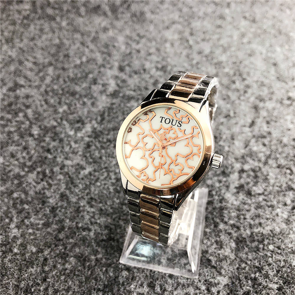 2019 TOUS pulsera Watch Women Quartz Casual reloj W