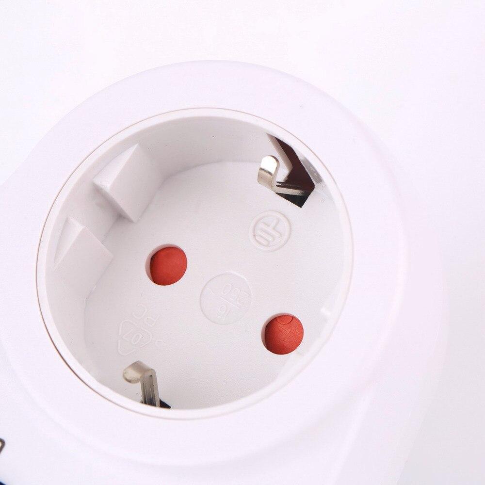 ACEHE Spina UE Wattmetro digitale Misuratore di energia Analizzatore - Strumenti di misura - Fotografia 4