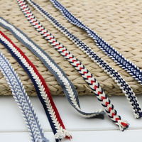 2018 Corde Cuerda Touw Rope Decorative Ribbon Waistband Head Cap Mouth Cotton Clothing Accessories Take Over The Whole Article