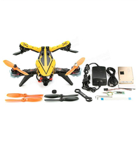 Jmt v-tail 210 fpv zangão 1080 p hd dvr sp corrida f3 Controlador de vôo 5.8G 40CH 200 mW VTX OSD GPS ARF RC Multicopter