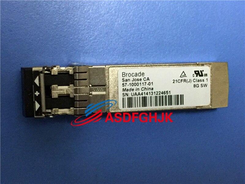 ФОТО Original Brocade P/N: 57-1000117-01 8GB SFP  100% Work Perfect