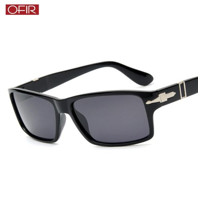 163a98161b5 2018 Retro Polarized Sunglasses Men Driving Tom Cruise James Bond Sun  Glasses Brand Design Rectangle Eyewear For Women