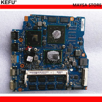motherboard For Sony VPCSA VPCSB VPCSE Laptop motherboard MBX 237 I5 2410M 4 GB RAM 100% Tested