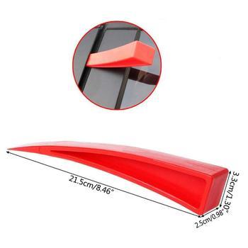 לא צבוע דנט תיקון כלים שחור חלון שומר להגן על עם הרגיש Pdr הסרת חלון עקומת טריז עבור רכב תיקון