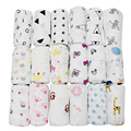 100% Cotton Aden Anais Muslin Baby Blankets Bedding Infant Swaddle Towel Multifunctional Envelopes For Newborns Swaddle Blankets