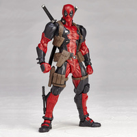 Deadpool Figure Wade Winston PVC Action Figure 15cm Model Deadpool Doll Toy