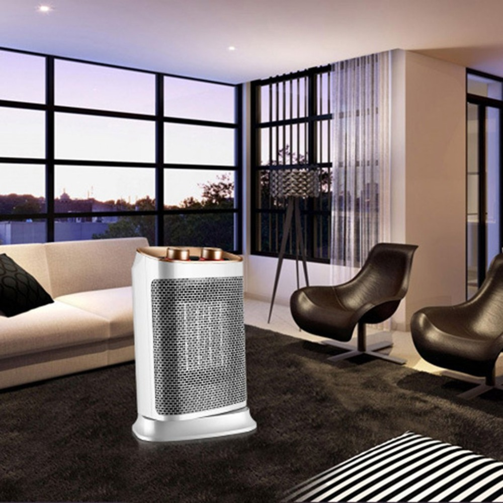 Portable Heater Household Bathroom Small Sun Power Saving Heating Energy Saving Office Heater Mini Electric Heating hot new dhqn02 1 warm and cold dual purpose electric heating fan household small sun mini office energy saving electric heater heater