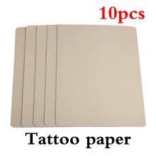 10x Tattoo Practice Skin Needle Machine Supply 20cm x 15cm