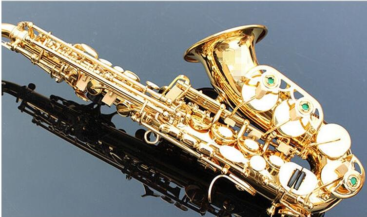 Selmer 802 soprano  High quality elbow saxophone adult New soprano saxophone professional Selmer Musical instrument  free e5cc rx2asm 802