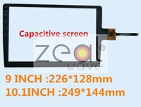 FOR GT911 6 PIN 12PIN 7 inch 9 inch 10 inch 10.1 inch 10.2 inch Capacitive Touch Screen Panel Glass