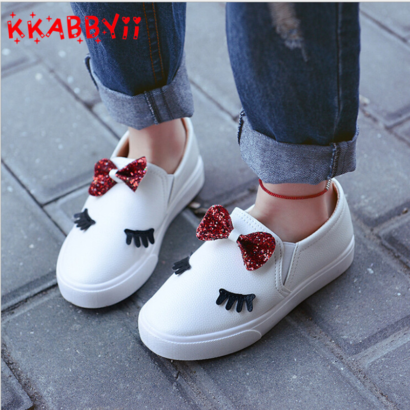 KKABBYII-Children-Shoes-Girls-Sneakers-New-Spring-Autumn-Cute-Bow-Fashion-Princess-Girls-Shoes-Kids-Soft-Casual-Single-Shoes-1