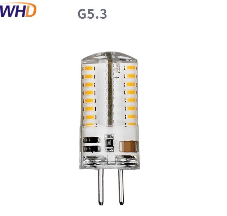 G4 G5 Led Lamp Bulb 3w 4w 5w Ac220v Led Cob Chip Replace Halogen Lamp High Bright For Spotlight Chandelier Home Lighting