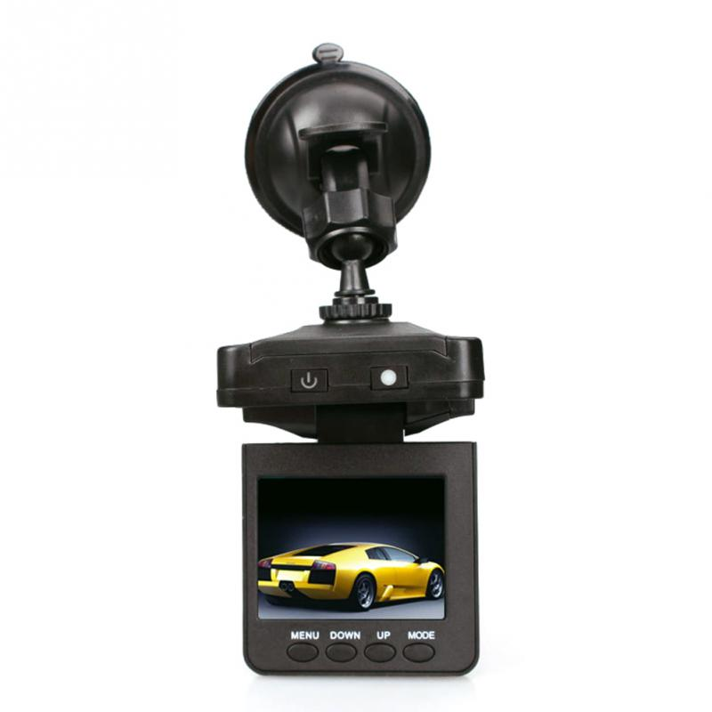 <font><b>2019</b></font> 6 LED 2.5 Inch <font><b>Dash</b></font> Camera Night Vision Recorder Car DVR LCD Car Camera <font><b>Dash</b></font> <font><b>Cam</b></font> Car DVR Video Recorder Dvrs Vehicle <font><b>Dash</b></font> image