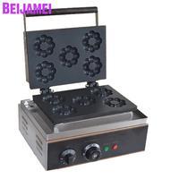 BEIJAMEI High Efficiency Commercial Plum Blossom Crisp Maker Machine/Electric Donut Machine For Sale