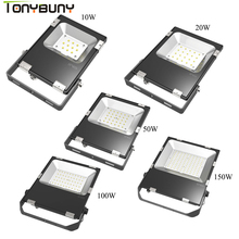 CE Rohs 10W 20W 30W 50W Led Flood Light SMD 100W 150W 200W Led Floodlight Brightness Outdoor Lighting