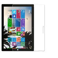 Excessive clear Tempered Glass movie for MICROSOFT SURFACE PRO Three 12.2″ pill Anti-shatter HD liquid crystal display display screen protector protecting movies