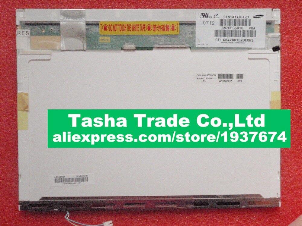 LTN141XB-L01 LCD Screen LTN141XB L01 цена и фото