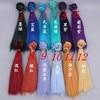 100 PCS LOT Big Factory Wholesale Colorful BJD Dollfie Doll DIY Straight Wigs 1 3 1