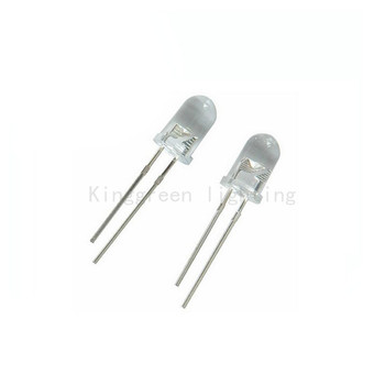 1000X High quality F5 LED chip White / red / green / blue / yellow/850nm /940nm / 395-410nm led diode free shipping