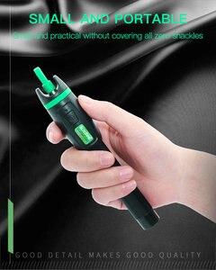 Image 3 - 30 mw VFL stylo type Fiber optique localisateur de défaut visuel 30 mW Komshine KFL 11P 30 Laser à Fiber optique (produit Laser de classe 1)