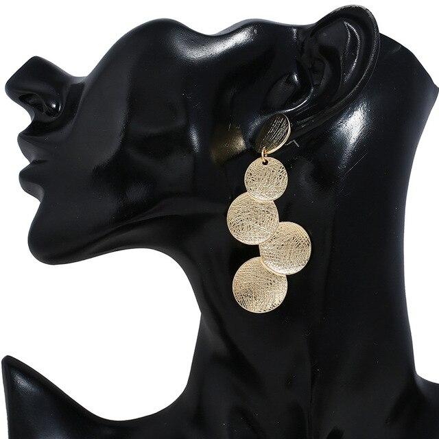 Купить 2 пары винтажных сережек lzhlq для женщин богемные модные серьги