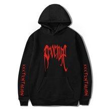 Hip Hop Casual Sweatshirt Plus Size Black Gothic Fall 2019 Women Hoodies Loose Fleece Hooded Letter Print Goth Female Autumn Top цена 2017