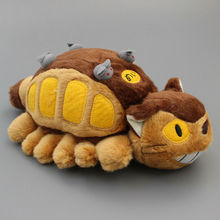 My Neighbor Totoro Plush Toys Totoro Bus Cat Stuffed Animals Toy Doll Classic Toys for Children Valentine Day Gift