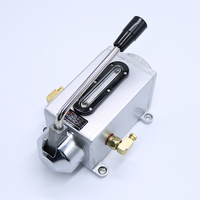 Free Shipping Y 8 6mm Dia Outlet Handle Pumps Manual Lubricating Oil Pumps Hand Pull Pumps