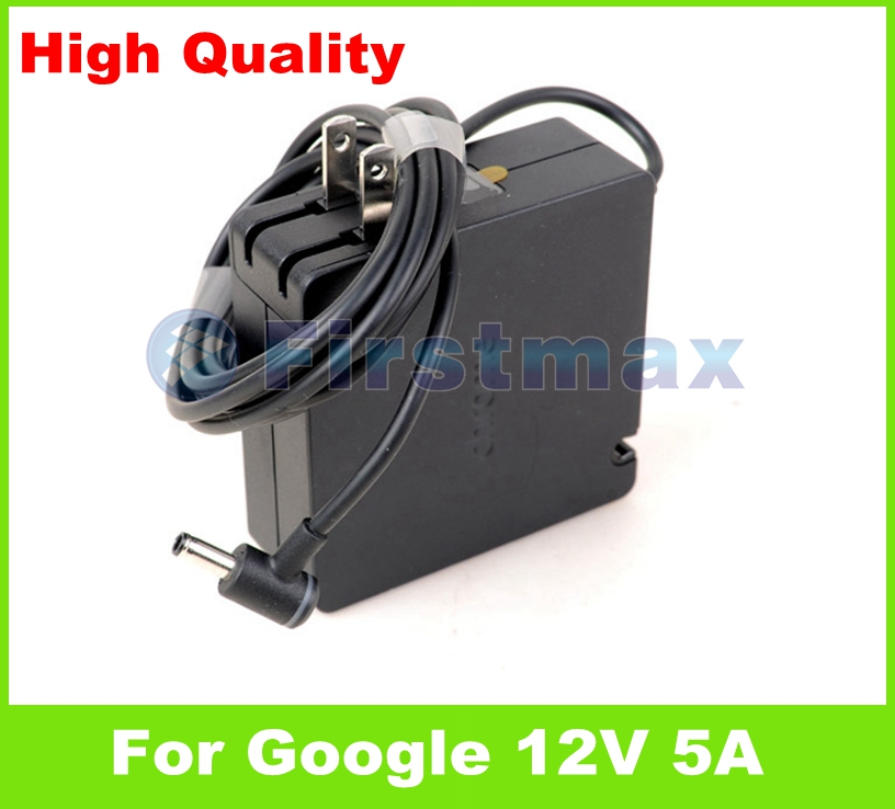 12V 5A 60W laptop ac adapter for Google Chromebook Pixel GO X03 Pa-1650-29go Pa-1650-29 Power Supply