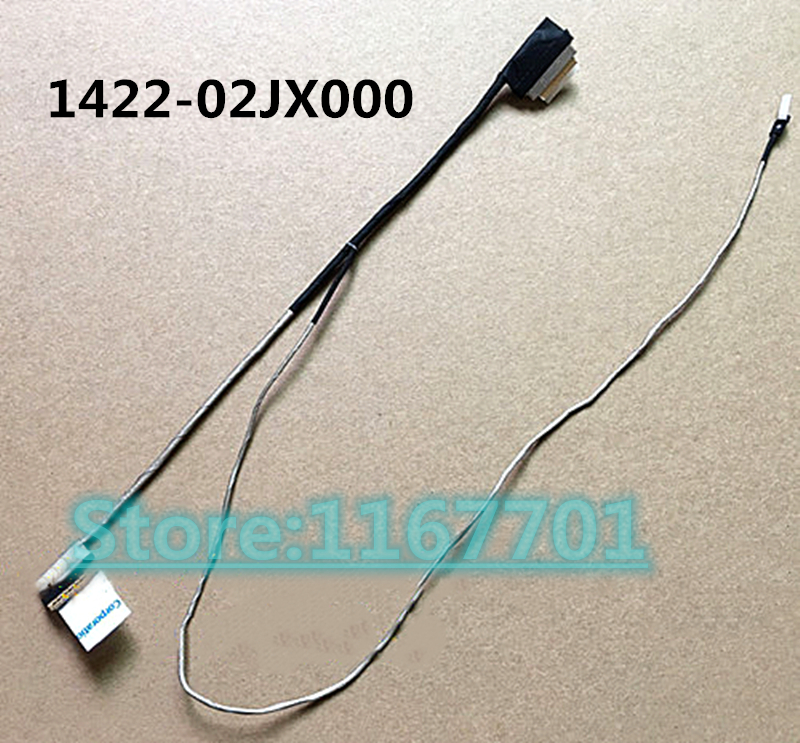 NEW LCD Video Cable For ASUS A73E K73SV K73E X73E K73A K73BY 1422-00X5000