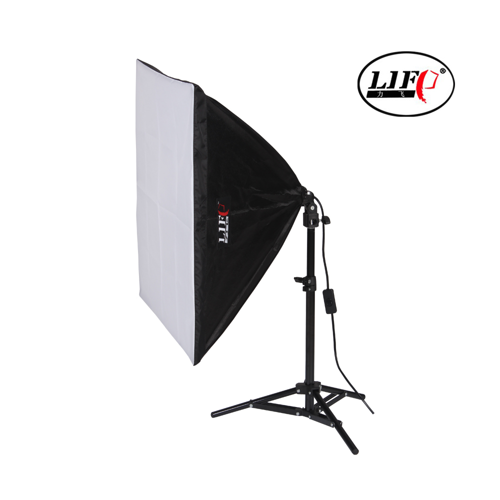 stand up lighting. photography light continuous lighting lamps holder softbox stand 60cm60cm lights up