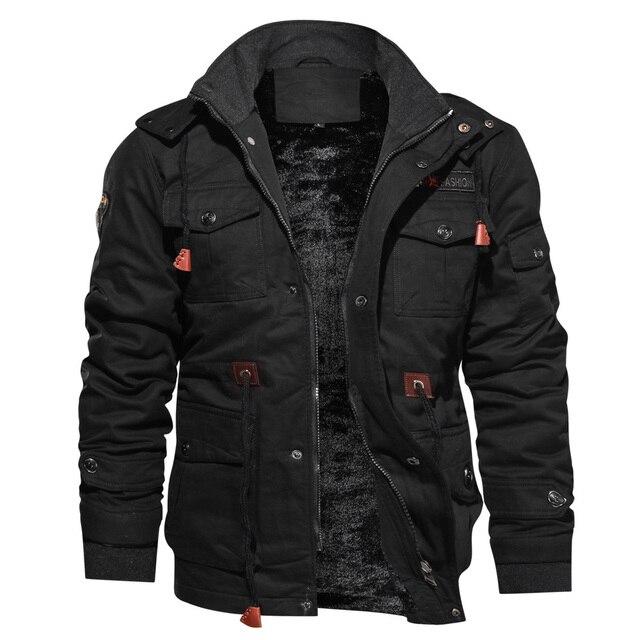 Chaqueta de moda gótica de talla grande para hombre de manga larga 2018 cuello de soporte camisa delgada Casual gótico negro gótico hombres chaqueta