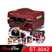 ST 3042 3D Vacuum Sublimation Heat Press Printer 3D Vacuum Heat Press Printer Machine Printing For