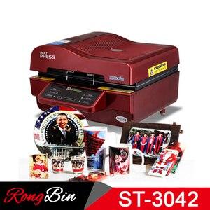 ST-3042 3D Vacuum Press Machin