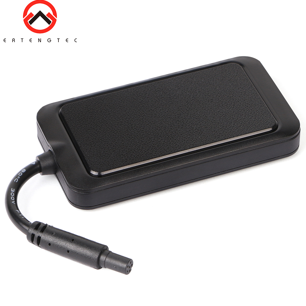 Mini GPS Tracker Motorcycle Waterproof GPS Locator Tracking Device Concox Cut Off Oil Movement Alert Google