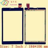 7 inch Digitizer Glass For Navitel T500 3G Tablet PC Touch screen repair replacement spare parts