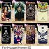 TAOYUNXI Soft Smartphone Cases For Huawei GR5 Honor 5X Honor Play 5X Mate 7 Mini Honor5X mate7 mini Case Hard Cover Sheath Bags
