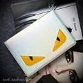 Для ipad Воздуха 2 Luxury Лазерной PU Кожаный Чехол С Авто Wake Sleep Для Apple ipad 6 Air 2 Флип Чехол