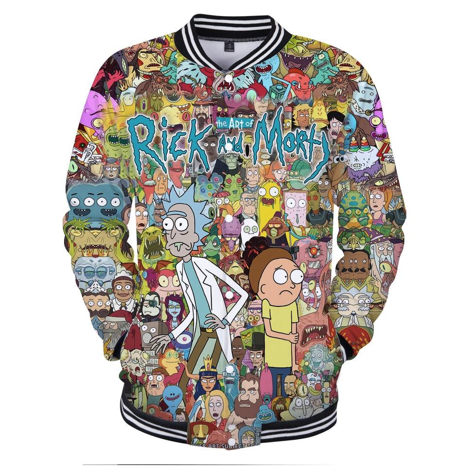 2018 BTS American Hot TV Anime 3D Baseball Jacket Women Men Casual Bomber Jackets Plus Size 3D Sweatshirt Hoodies